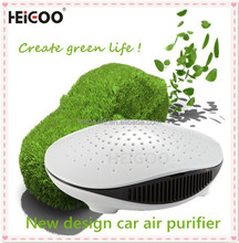 UV Light New designing Portable air purifier for car/room/office