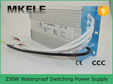 FS-250-12 12v led strip light power supply ac dc power transformer 250w with long experience