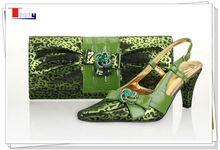 lattest wholesale italian ladies shoes and bags for party
