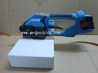 DD160 Battery Powered plastic Strapping Tool, Portable Electric binding machine ,strapping tensioner 13-16MM