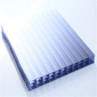 Garage Polycarbonate Roofing 6mm Colored PC Sheet WIth High Quality