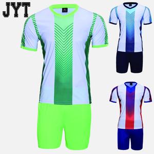Nouveaux sports sublimer la loin usa football jersey, uniformes de futbol verdes personnalisé pour enfant