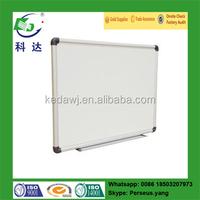 School supply magnetic kids white writing board standard size