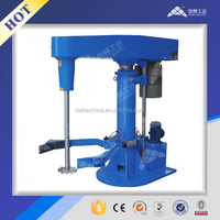 High speed disperser(Hydraulic Lifting) for ink