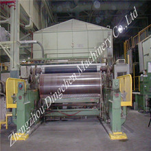 high production cultural paper white paper notebook paper producing machine making line from Dingchen machienry
