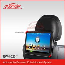 """10.1"""" geniş ekran araba koltuğu araba tv eğlence sistemleri"""