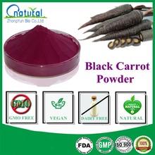 Natural Purple Red Black Carrot Juice Powder