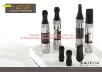 New arrival popular JUSTFOG 1435 wholesale e cigarette JUSTFOG 1453 Clearomizer