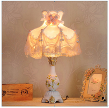 2015 modern electric table lamp royal pattern T02