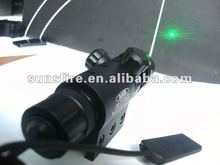 New green dot laser scope for air rifle or shot gun
