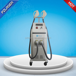 2015 new coming hair removal and skin rejuvenation IPL machine OPT/SHR permanent hair removal laser hair removal machine diode
