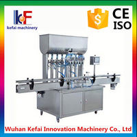 Automatic liquid filling machine/mineral water plant