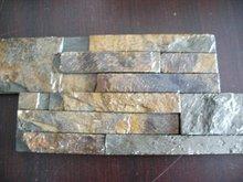 Chinese beautiful Grey slate culture stone