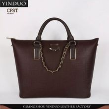 Export Quality Customized PU Leather Young Women Handbags
