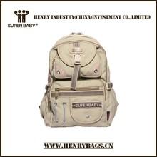 las niñas de la escuela simple mochila mochilas de lona
