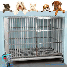 good quality beautiful stainless dog and cat cages