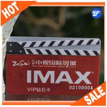 Guangzhou Fabrica usa alta calidad de PVC para tarjeta credencial con Chip IC