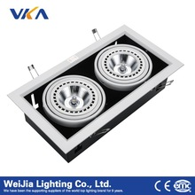 high quality led square flat panel light 3 years Guarantee office lighting