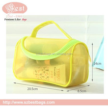 20.5*14*8.5cm Clear PVC mini cosmetic bag