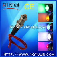 10mm light panel mount led indicator replacement bulbs