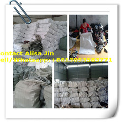 China factory second hand clothes lady's clothes girl dresses african shirts for men