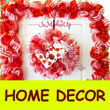 china online selling home decorating by plastic mesh netting