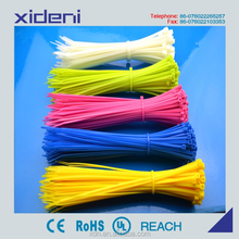 All colors available nylon cable tie zip tie with high quality