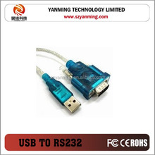 usb to serial rs232 cable with cd driver