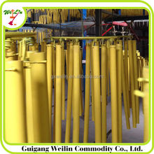 120*2.2 varnished round wood poles