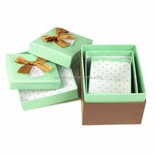 Unique design high quality christmas apple box