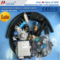 Safe business deal online ! OMVL Complete LPG diesel dual fuel system conversion sequential injection