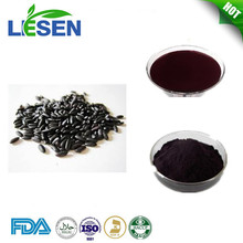 100% Natural High Quality Black Rice Extract with 5%, 10%, 15%, 20%, 25% Anthocyanins