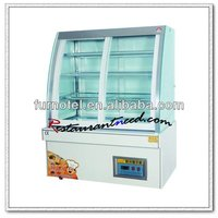 R056 European Style Open Front Type Refrigerated Deli Case
