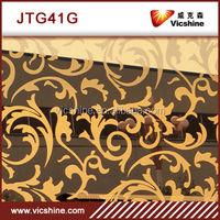 3-10mm low price beautiful Mural decorative art glass wall