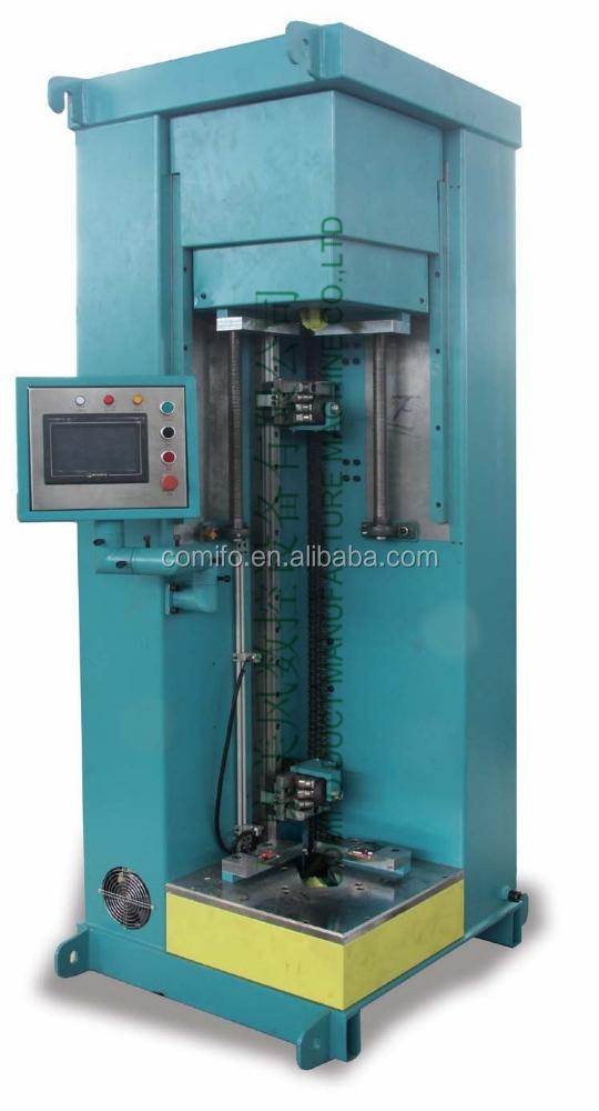 lock seam machine
