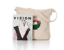 cute walker cotton tote bags, super quality fashion cotton tote bag, cotton bags long handle