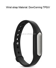 Factory Price of Smart Watch Phone! Fashion Wrist Band 2015 OLED Screen, Bluetooth 4.0 Smart Bracelet