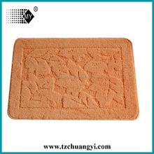 acrylic jacquard door mat