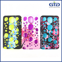 [GGIT]Cute Design Double Color 3D Bubble Case for Note 3, 2 In 1 TPU PC Hybrid Case for NOTE 3 N9000