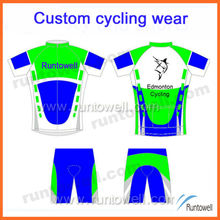 2013 sublimation cycling wear custom cycling wear/cycling clothing set 2012/cycle clothes men