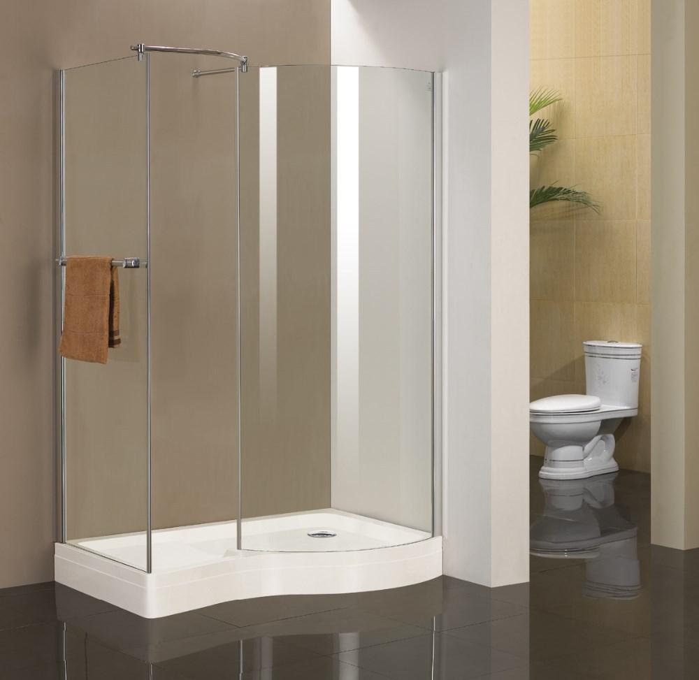 2015 nueva productsbathroom sin marco walk in prefabricada Duchas modernas puerto rico