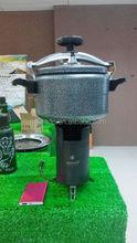Bois de biomasse poêle à granulés / pellets poêle à chaudière avec turbo fan camp poêle