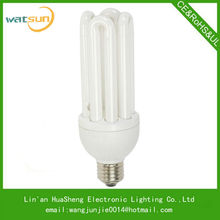 4U 20W Energy saving lamp with facotry prices