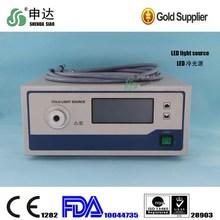 Medical Video ENT Endoscope Camera LED Cold Light Source