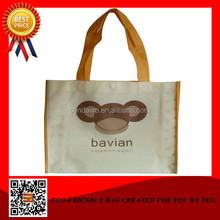 D&B checked Stock fancy shopping bag