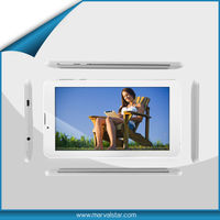 Smartphone 7 inch mtk8312 dual core Android 4.2 1GB+8GB 1024*600pixel IPS Panel 3G GPS Bluetooth with CE