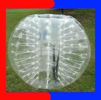 walk in plastic bubble ball
