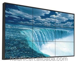 5.3mm ultra narrow seamless bezel hd 1080p DID lcd video wall screen