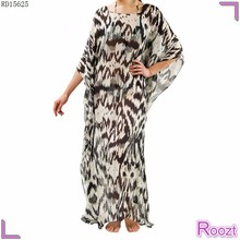 Fashion High Quality Fat women Plus size Short Sleeve Round Neck online dress shops