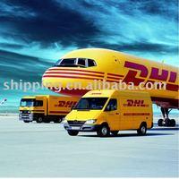 shanghai dhl courier